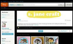 Screenshot of s. jane!