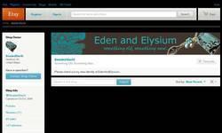 Screenshot of BeadedStarlit.etsy.com