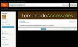 Screenshot of Lemonade