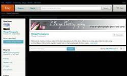Screenshot of PBerge Photography