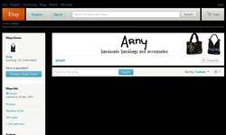 Screenshot of Arny Boutique