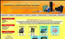 Screenshot of www.kuat-tahanlama.com