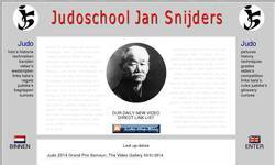 Screenshot of Judoschool Jan Snijders