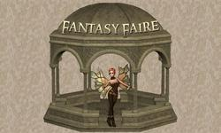 Screenshot of Fantasy Faire
