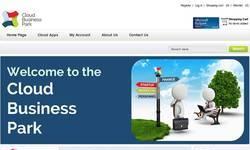 Screenshot of Online Business