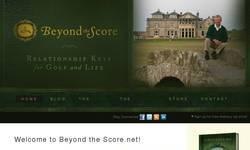 Screenshot of Beyond The Score