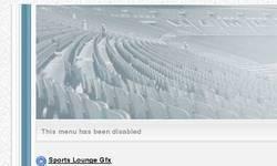 Screenshot of Sports Lounge Gfx