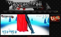 Screenshot of Wayward Fall