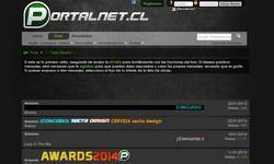 Screenshot of Portal~Designer