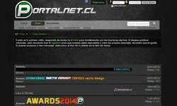 Screenshot of Portal~Designer