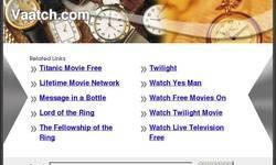 Screenshot of Vaatch.com - Watch movies online for free
