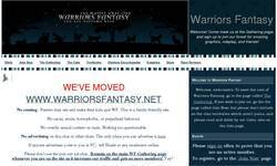 Screenshot of Warriors Fantasy
