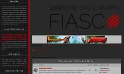 Screenshot of WarriorCats: a RPG