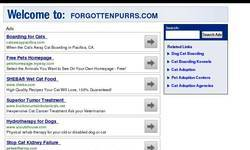 Screenshot of Forgotten Purrs