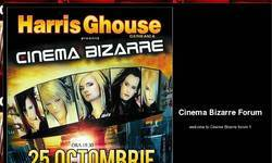 Screenshot of Cinema Bizarre Forum