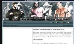 Screenshot of Nu Wrestling Evolution Inc.
