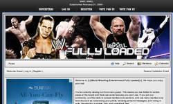 Screenshot of WWEFL