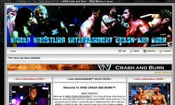 Screenshot of WWE Crash and Burn