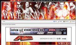 Screenshot of >World Wrestling Entertainment Envy<