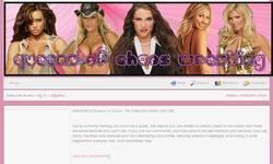 Screenshot of Queens of Choas Wrestling