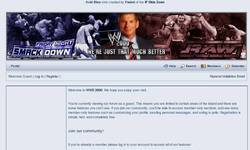 Screenshot of WWE 2000