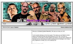 Screenshot of Ultimate Combat Federation