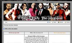 Screenshot of |�| ... WWE vs TNA:  The Invasion ... |�|
