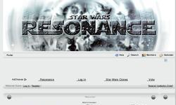 Screenshot of Star Wars: Resonance