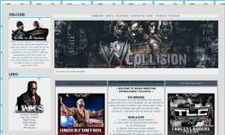 Screenshot of WWE Collision
