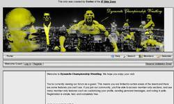 Screenshot of DCW New Era