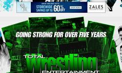 Screenshot of Total Wrestling Entertainment