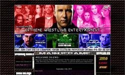 Screenshot of Extreme Wrestling Entertainment