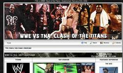 Screenshot of WWE vs. TNA: Clash of the Titans