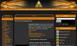 Screenshot of DirectoryGold Games Portal