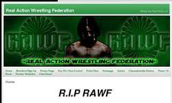 Screenshot of Real Action Wrestling Federation