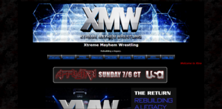 Screenshot of Xtreme Mayhem Wrestling