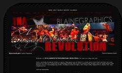 Screenshot of TNA Wrestling: Revolution