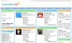 Screenshot of Kostenlose Flash Spiele