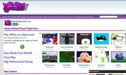 Screenshot of HolyGrailGames.com