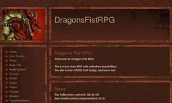 Screenshot of DragonsFistRPG