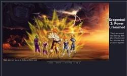 Screenshot of Dragonball: Universal Battle