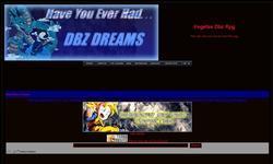 Screenshot of Vegetas DBZ RPG