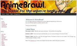 Screenshot of AnimeBrawl
