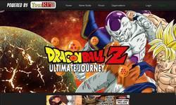 Screenshot of Dragonball Ultimate Journey