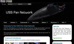 Screenshot of Uss pan chat network