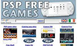 Screenshot of + + + ! ! ! PSP FREE GAMES: 100% FREE ! ! ! + + +