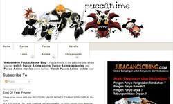 Screenshot of PUCCA