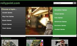 Screenshot of Point and Click Online Games