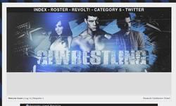 Screenshot of Galveston Island Wrestling