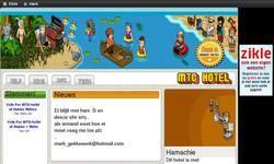 Screenshot of MTG-hotel